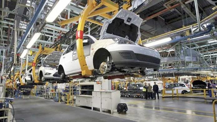 Repunta producción y exportaciones automotrices desde Puebla