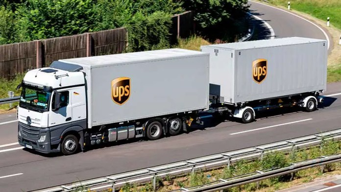 Canada's TFI International scoops up UPS Freight for $800m