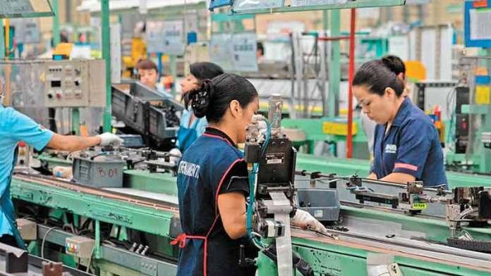 El Indicador IMEF manufacturero crece tras 19 caídas continuas