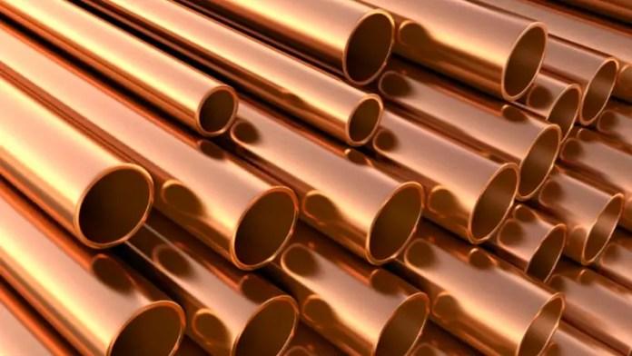 Importaciones de cobre de China seguirán en niveles récord este año: Chinalco