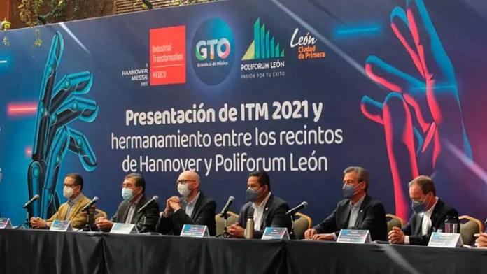 Invitan a participar en Hannover Messe Alemania e ITM 2021