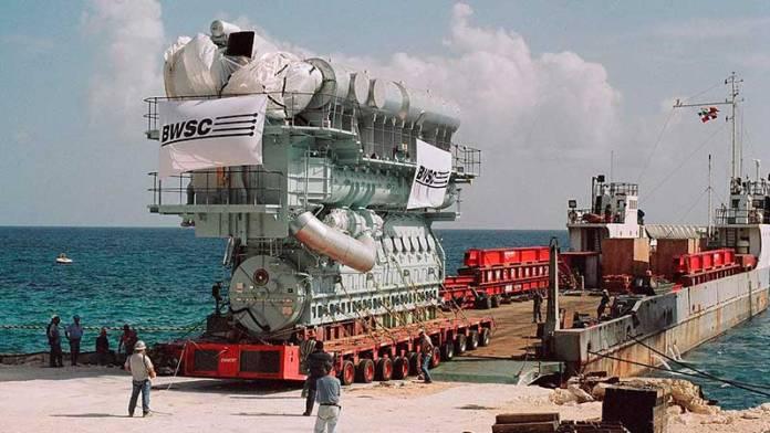 El motor de amoniaco de Trafigura para buques estará listo en 2024