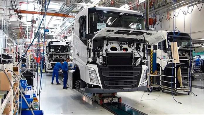 México ya es cuarto en la producción mundial de pesados de carga