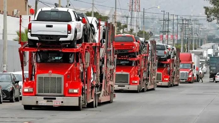 México pierde participación en mercado automotor de EU