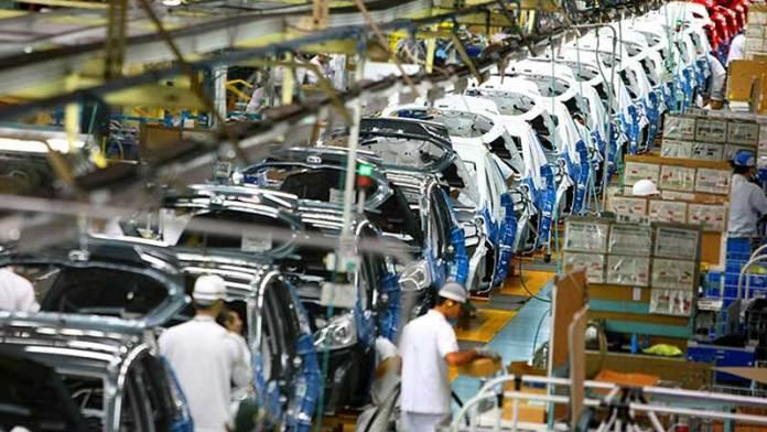 Es México potencia en la industria automotriz