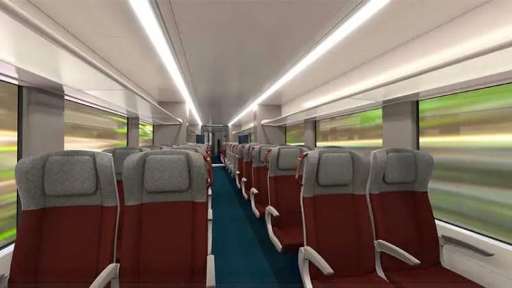 AMLO firma contrato de proveeduría de vagones para el Tren Maya