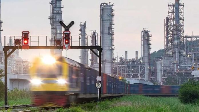 Sistema ferroviario mexicano, columna vertebral de los demás medios de transporte: AMF
