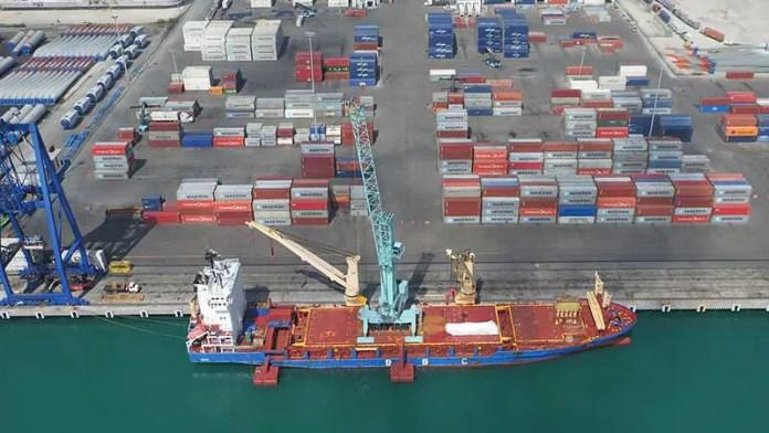 DSV busca consolidar servicio marítimo de Shanghái a Puerto Progreso