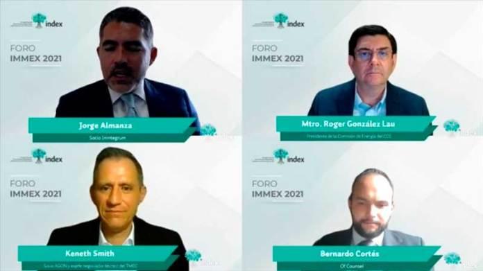 Inicia el FORO IMMEX 2021, Innovación Tecnológica y Desarrollo Sustentable en la Industria Manufacturera de Exportación