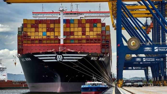 China ingresa al desarrollo sostenible del transporte marítimo