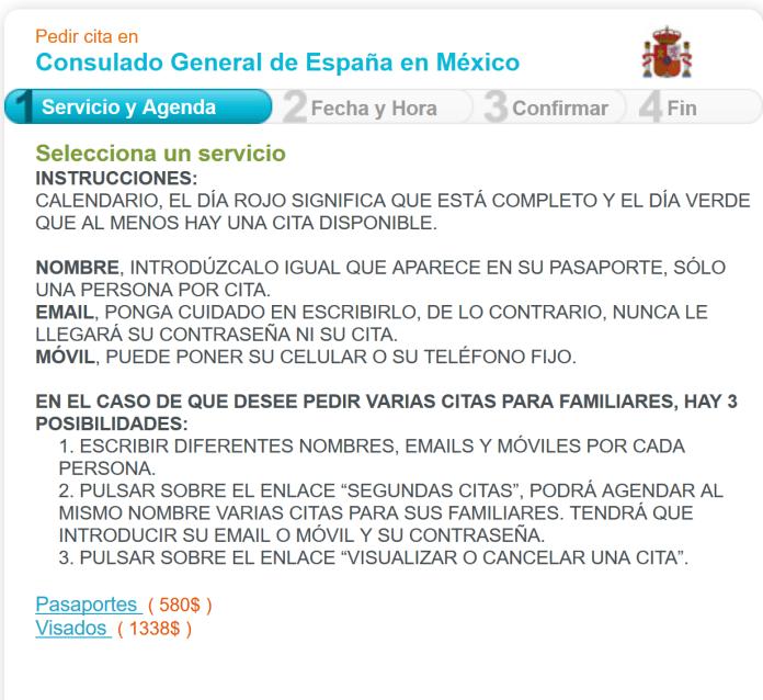 Cómo hacer cita para renovar el pasaporte español en el Consulado de ...