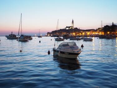 charming Adriatic sea