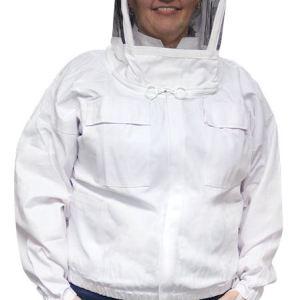 economy hooded jacket