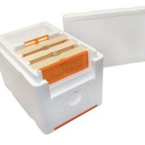 styrofoam mini mating nuc