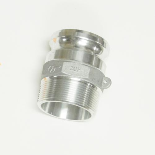 1000630 - 30F ALUMINUM COUPLER