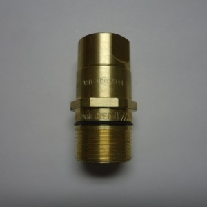 "1"" Hydraulic Male Coupler"