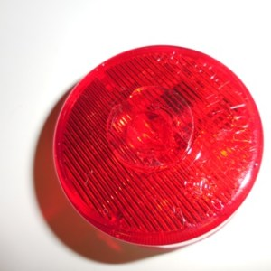 "3050 - 2"" LED RED MARKER/CLEARANCE"