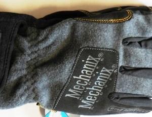 Mechanix Medium Wind Resistant Mechanix Gloves