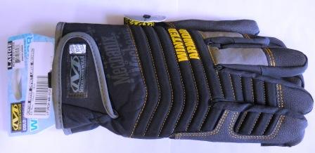 Large Winter Armor Impact Mechanix Glove