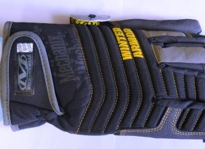 Large Winter Armor Impact Mechanix Glove