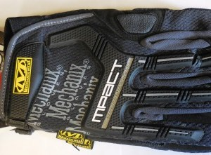 Mechanix Impact Glove XL Black/Gray