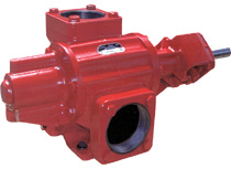 "4"" Roper gear pump with grease zirks 3648MBHF-14945-3"