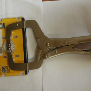 "Irwin 11"" Locking C-Clamp"
