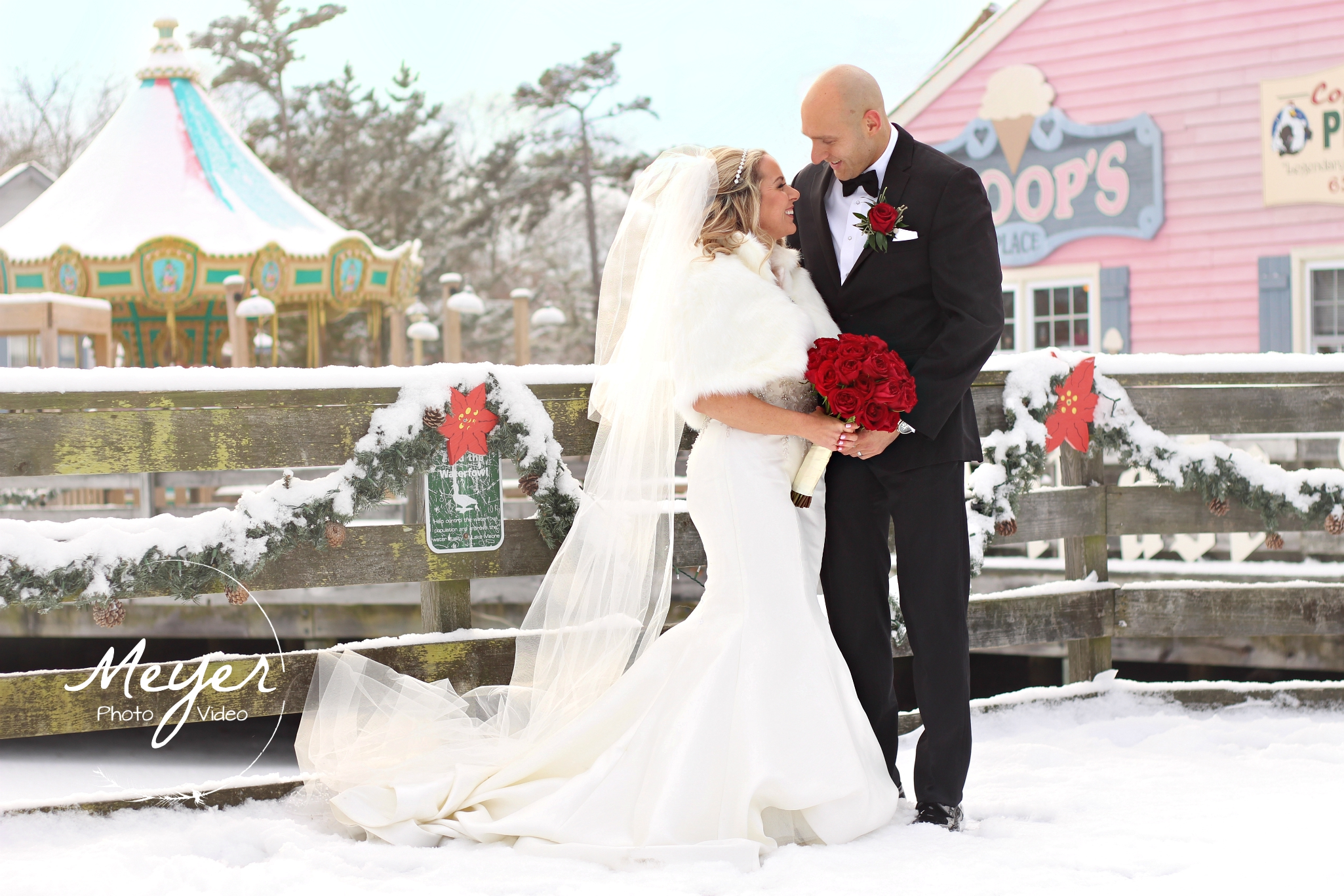 historic smithville nj wedding sloops