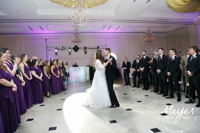 addison park wedding reception
