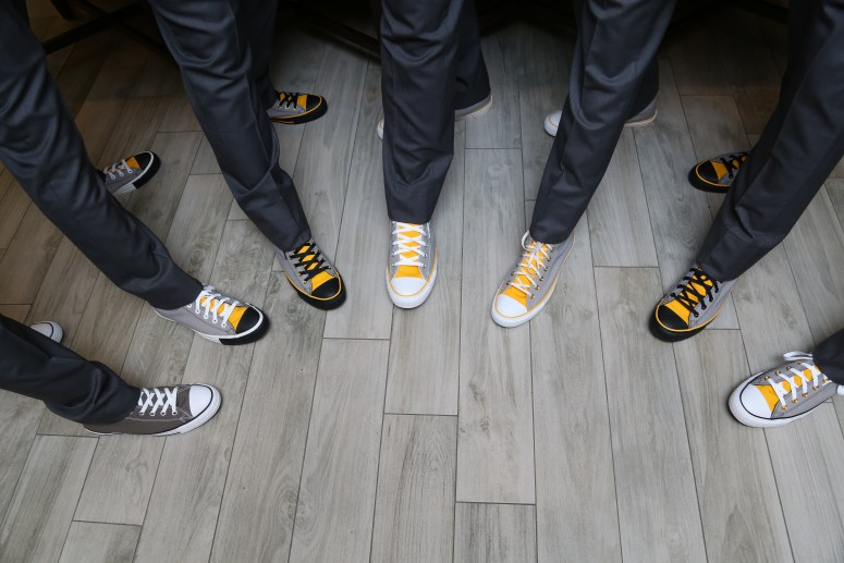 the groomsmen shoes