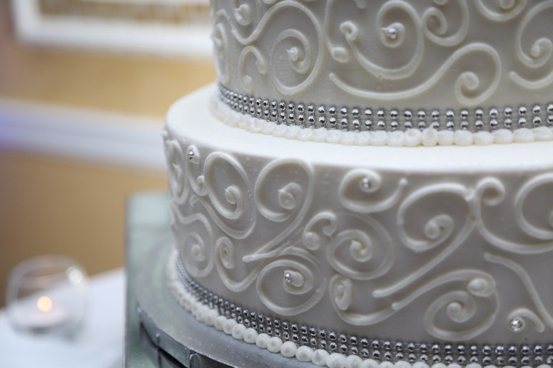 the cake details