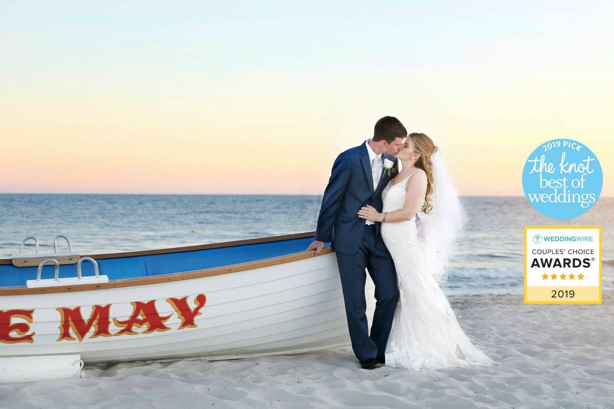 Wedding Photographers in New Jersey beach wedding award winning