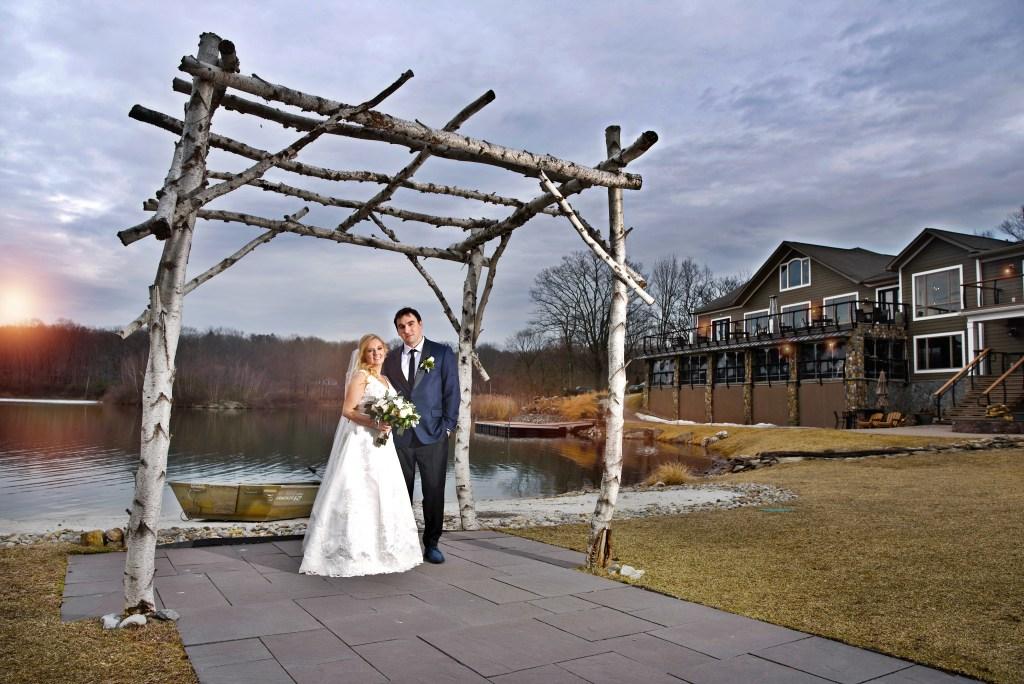 rock island lake club nj wedding