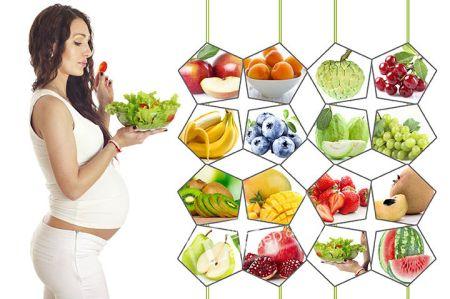 Thực phẩm mẹ bầu nên tránh khi mang thai 3 tháng đầu