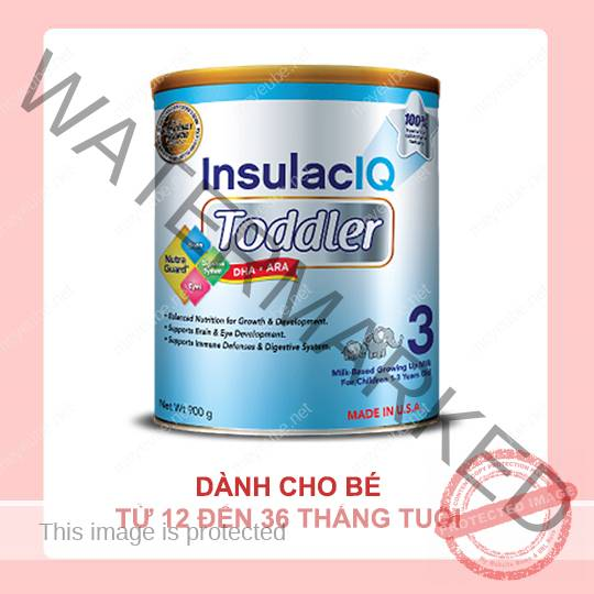 Insulac IQ Toddler