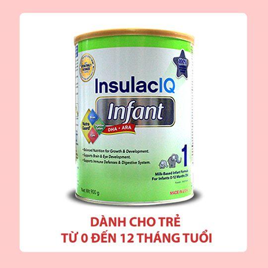 Insulac IQ Infant