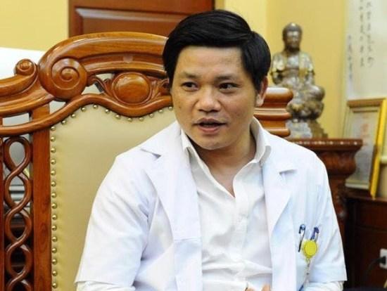 Chuyên gia sản khoa đầu ngành - PGS.TS Nguyễn Duy Ánh, Giám đốc Bệnh viện Phụ sản Hà Nội.