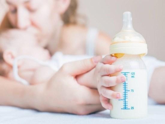 Sữa công thức dành riêng cho trẻ sinh non