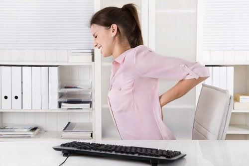 Κύβοι ζελατίνης για τον πόνο στη μέση