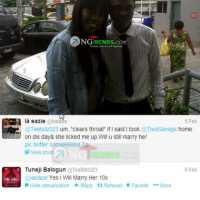 What!: Tiwa Savage was cheating on Tee Bills?