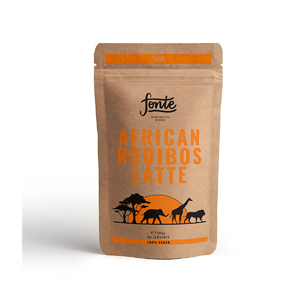 Fonte African Rooibos Latte Meza Coffee