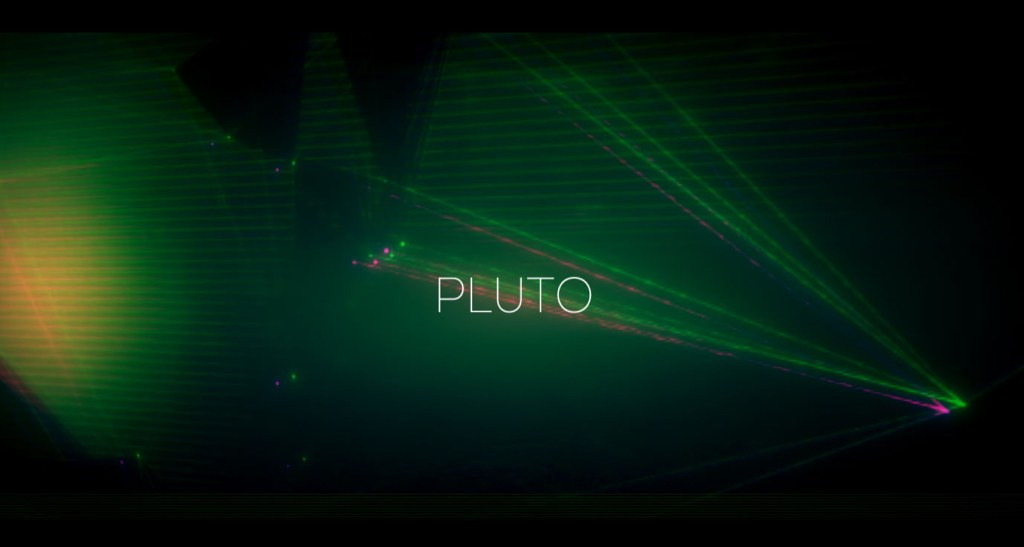 Pluto Transmedia Project