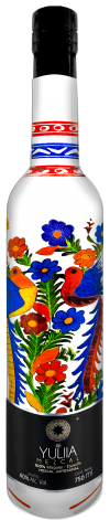 botella-YULIIA-mezcal-artesanal-maguey-espadin--750ml
