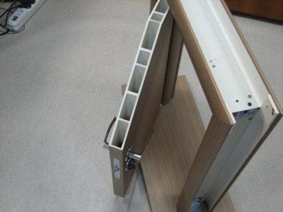 PVC-öppning