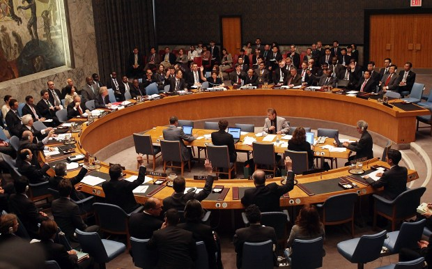 U.N. Security Council Votes On New Sanctions Against North Korea