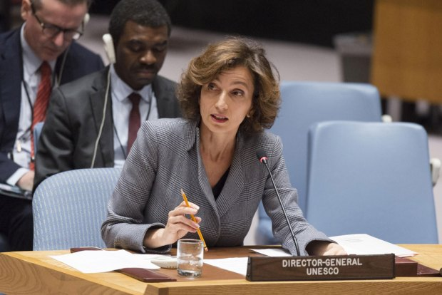 Ms. Audrey Azoulay Image