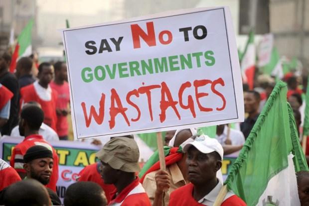 Nigeria is corrupt