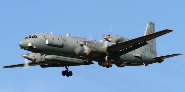Il-20 reconnaissance aircraft.jpg