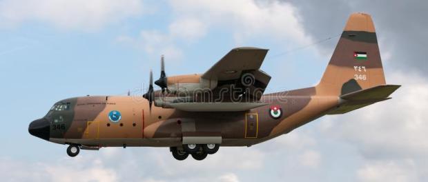 Irobiko Chimezie C130 Hercules Transport Aircraft