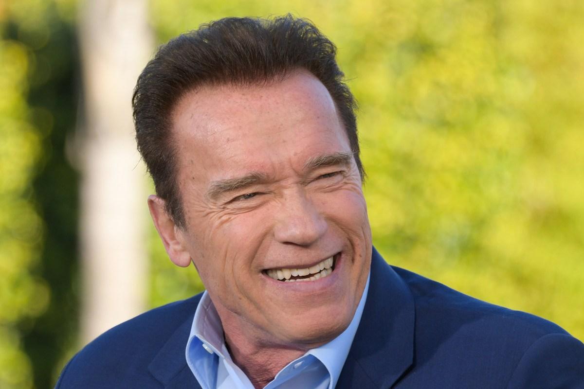 Arnold Schwarzenegger 2021